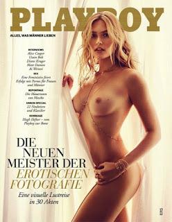 Playboy Alemania – Diciembre 2017 PDF Digital