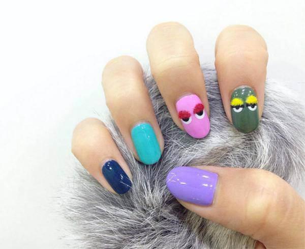 reindeer Nail Designs