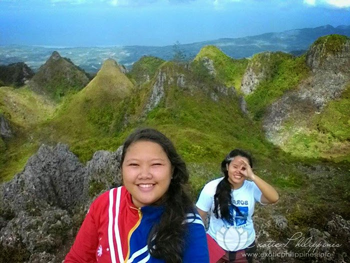 Osmeña Peak Traverse to Kawasan Falls Exotic Philippines Travel Blogger Blog