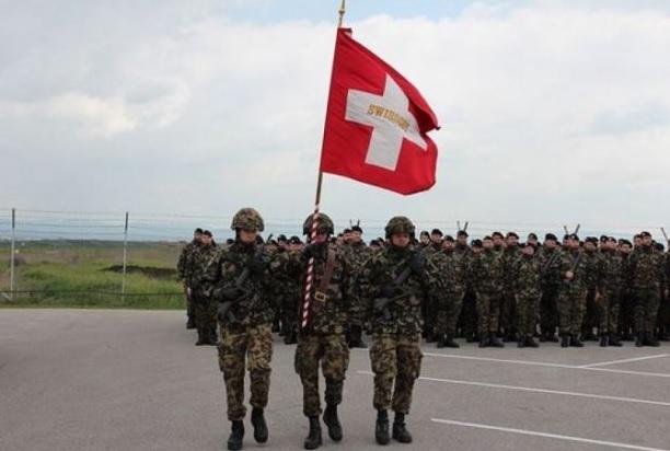 Switzerland extends Swisscoy mandate in Kosovo until 2020