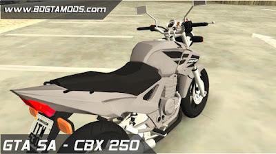 GTA SA - CBX 250 2