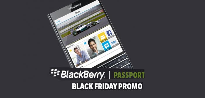 Es ahora o nunca, compra un BlackBerry con precio de gallina flaca