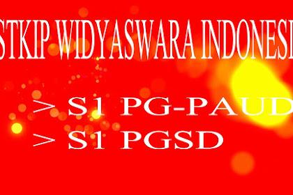 Pendaftaran Mahasiswa Baru STKIP Widyaswara Indonesia SOLOK 2021-2022