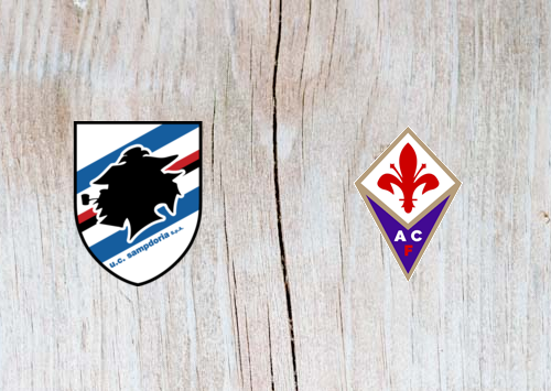 Sampdoria vs Fiorentina - Highlights 19 September 2018