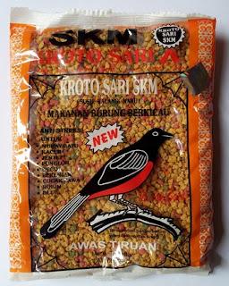 Harga Pakan Burung Skm ( Kroto Sari ) Paling Baru Saat Ini