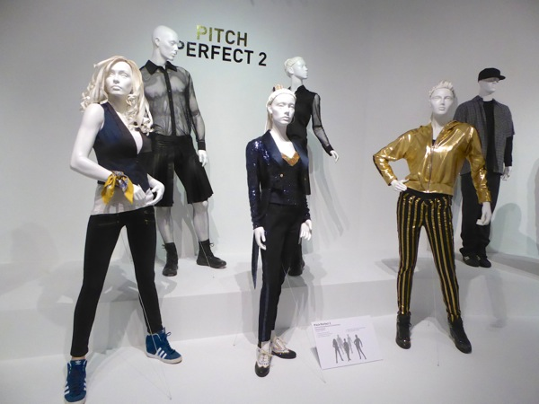 Pitch Perfect 2 movie costumes