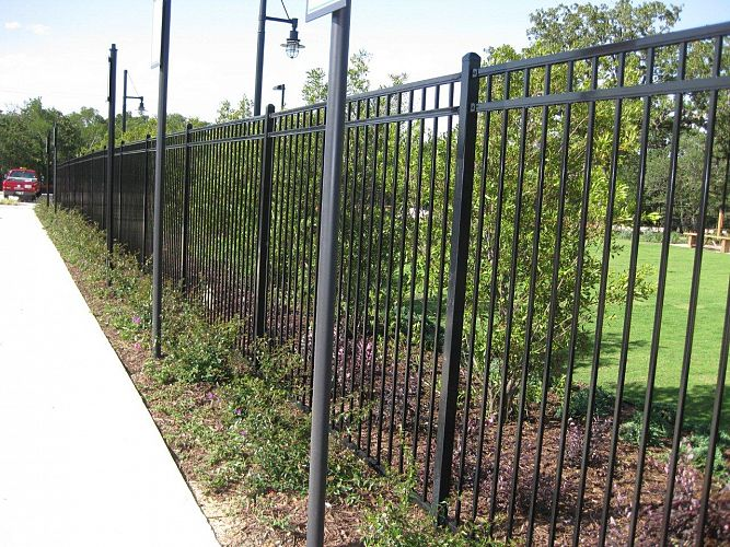 Stainless Steel Blog: Decorative Metal Fence Panels