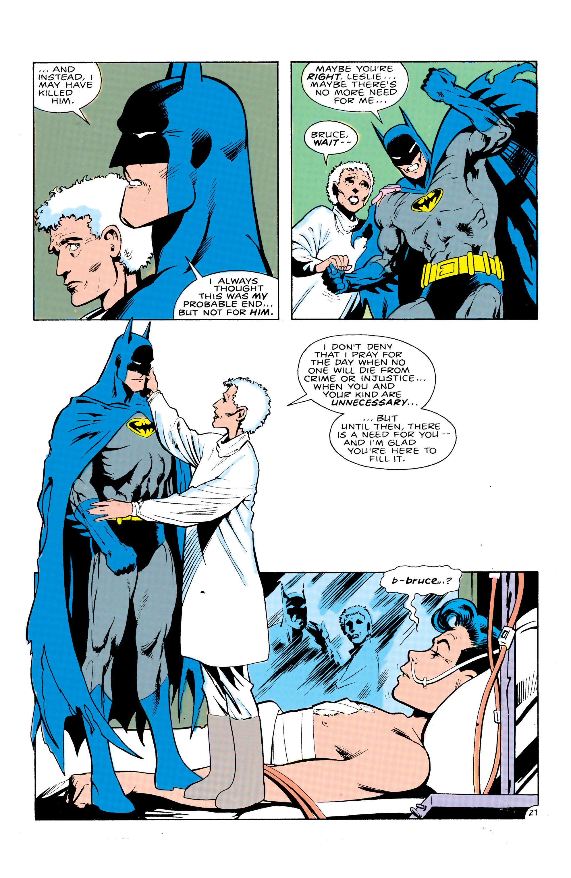 Detective Comics (1937) 574 Page 21