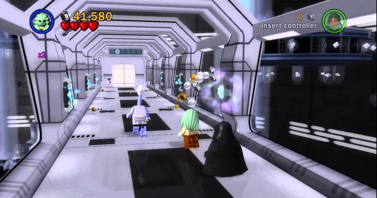 Lego Star Wars The Complete Saga - Xbox 360 Game - Torrents GamesJN ...