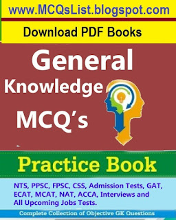 Solved MCQs General Knolwedge MCQs