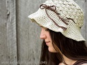 http://melodys-makings.com/free-beach-sun-hat-crochet-knit-pattern/