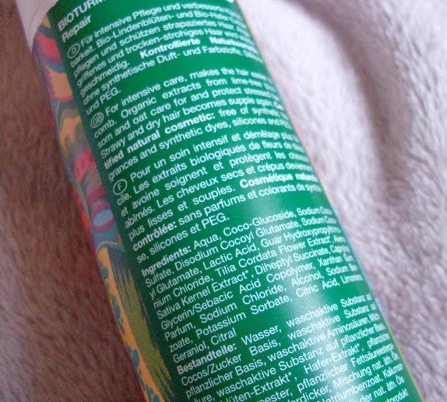 recensione  shampoo bioturm
