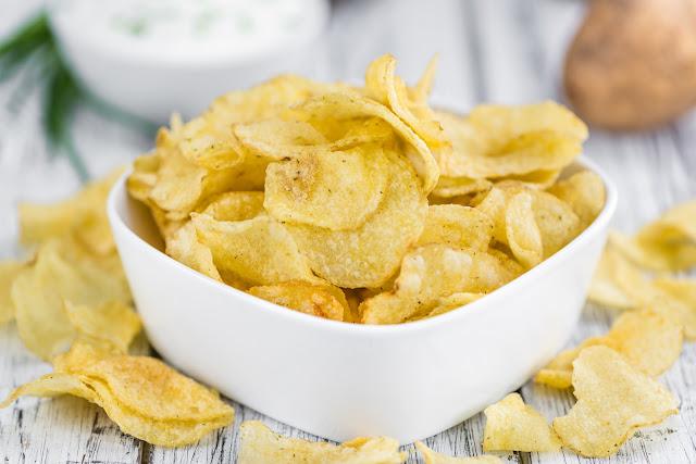 Cómo recuperar las patatas fritas de bolsa