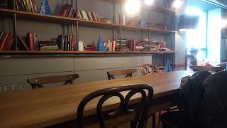 バーミンガムのカフェ写真