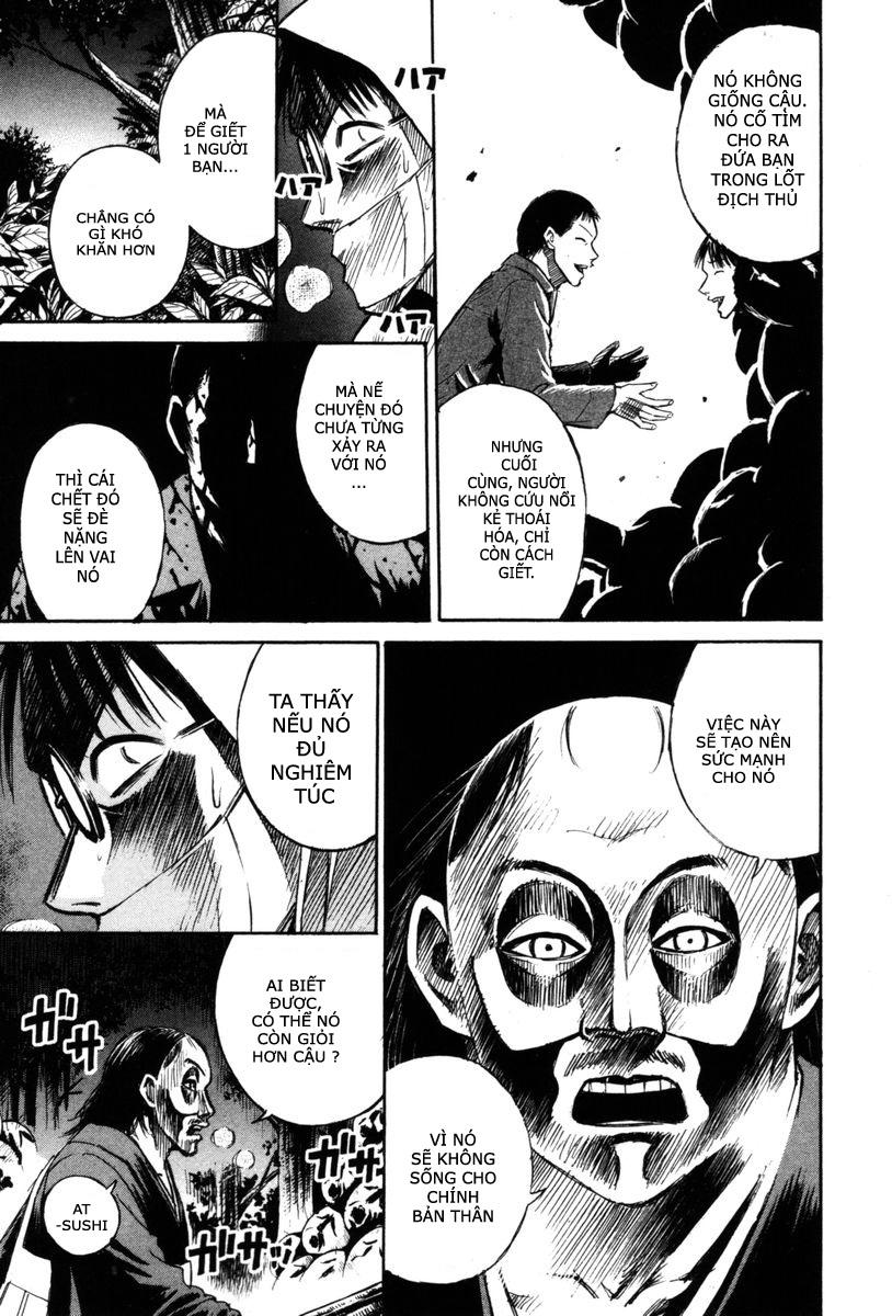 Higanjima chapter 64 trang 15