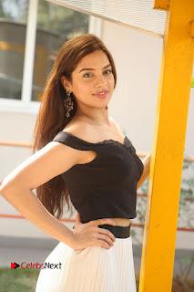 Telugu Actress Tanya Hope Stills at Appatlo Okadundevadu Audio Launch  0147.JPG
