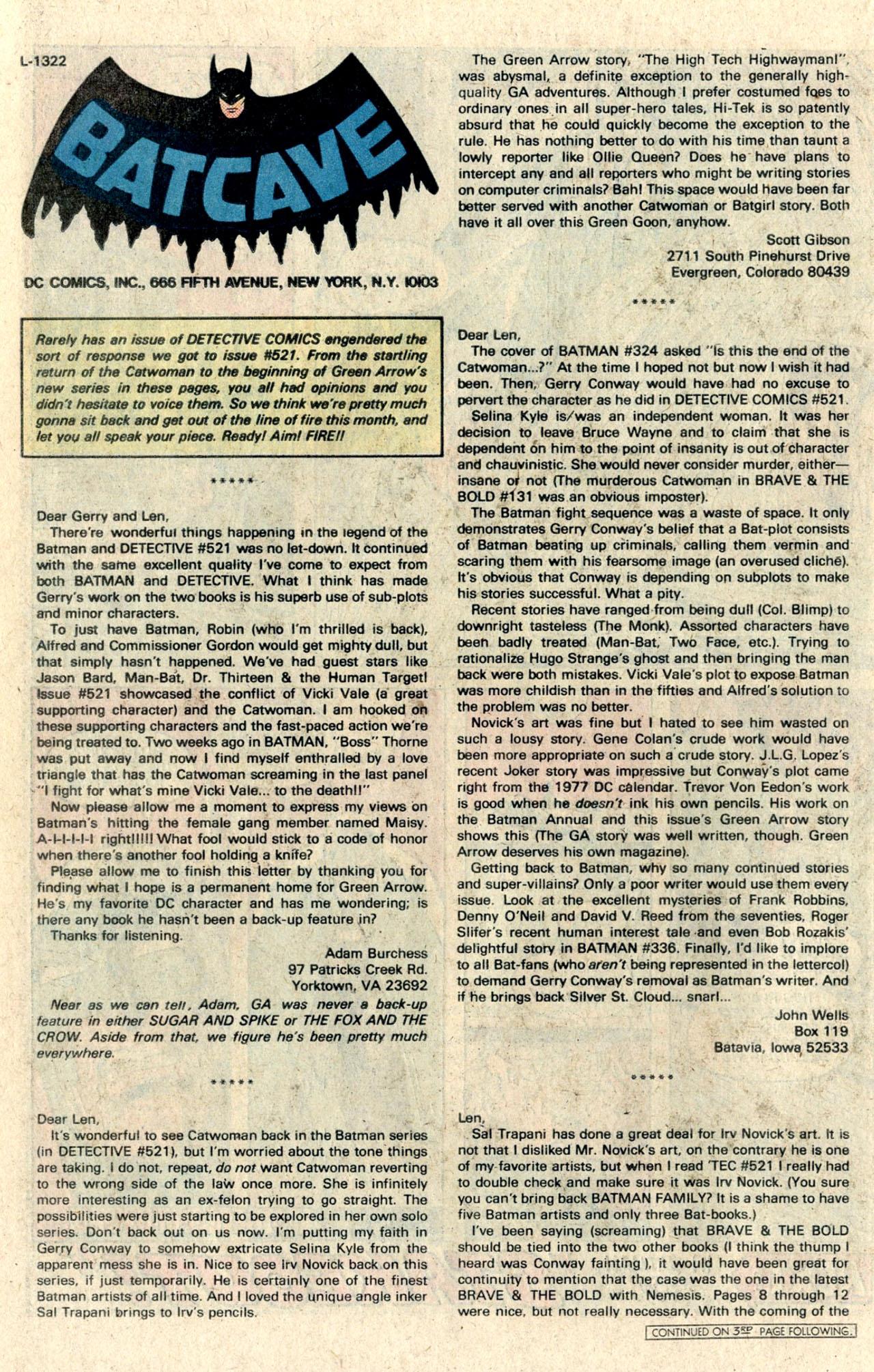 Detective Comics (1937) 525 Page 21