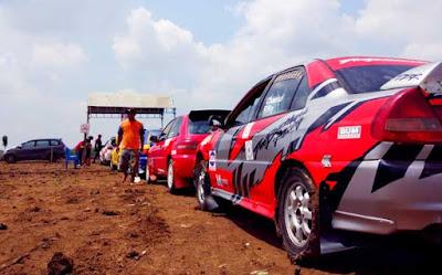Sprint Rally of Celebes 2016 Kembali di Gelar di Jawa Barat