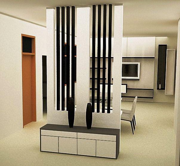 50 Model Partisi Ruangan Minimalis Terbaru Yang Modern Dan