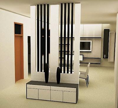 model penyekat ruangan minimalis terbaru