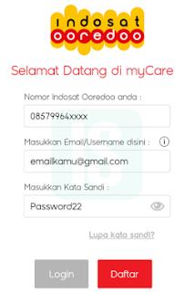 kode kuota gratis indosat 2019