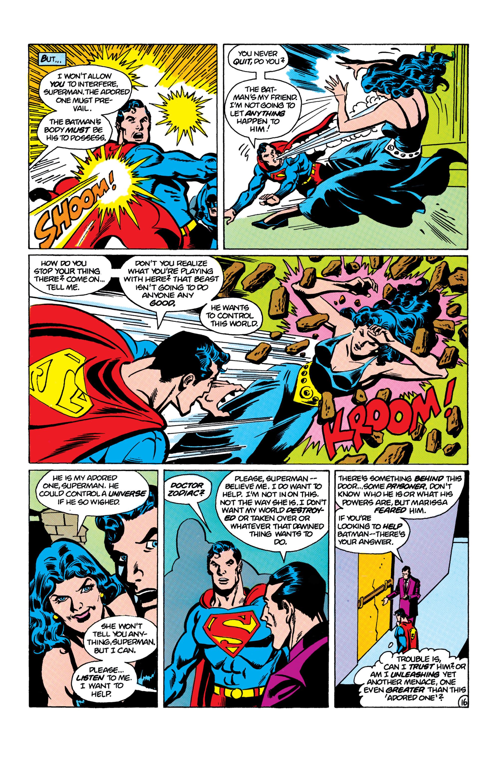 Read online World's Finest Comics comic -  Issue #288 - 17