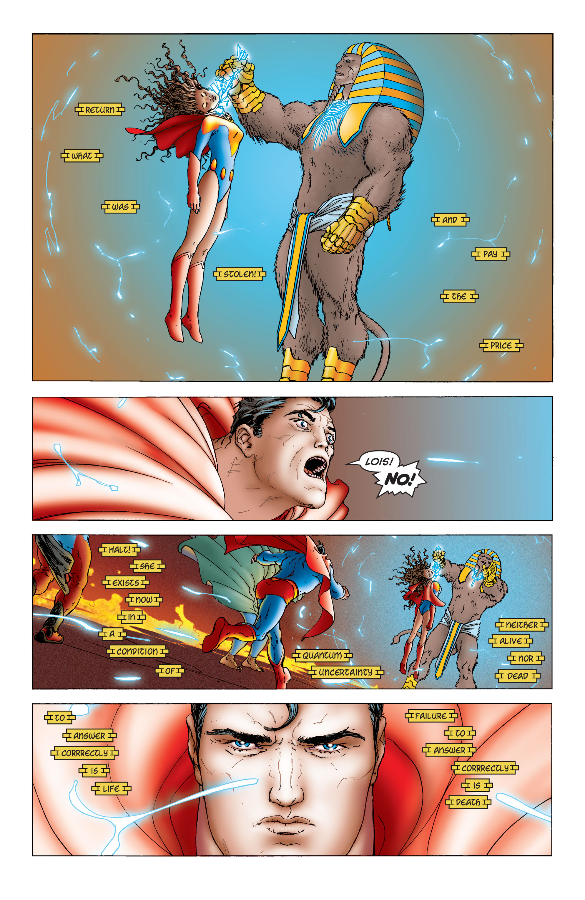 Read online All Star Superman comic -  Issue #3 - 14