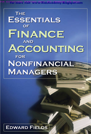 ESSENTIALS OF FINANCE AND ACCOUNTING FOR NON-FINANCIAL MANAGERS (E-BOOK) FREE DOWNLOAD