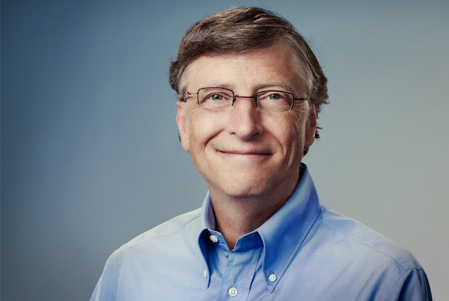 Si Jenius Bill Gates Sang Penemu Windows