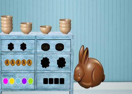 Cute Bunny Escape Juegos Solución