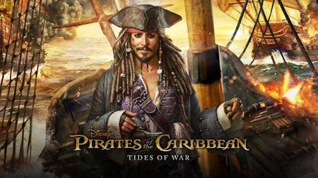 الإعلان رسميا عن لعبة Pirates of the Caribbean : Tides of War بطابع MMO للجوالات