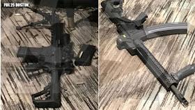 guns Las Vegas shooting