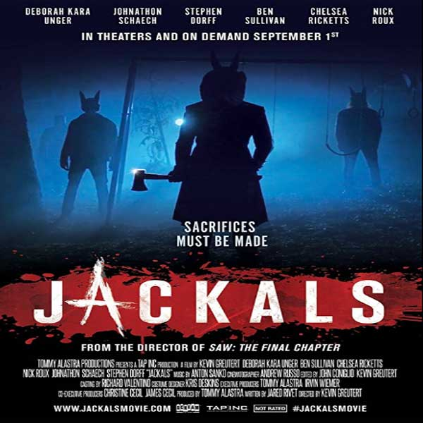 Jackals, Jackals Synopsis, Jackals Trailer, Jackals Review, Poster Jackals