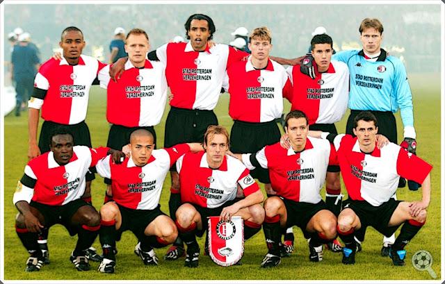 Feyenoord 2001-02