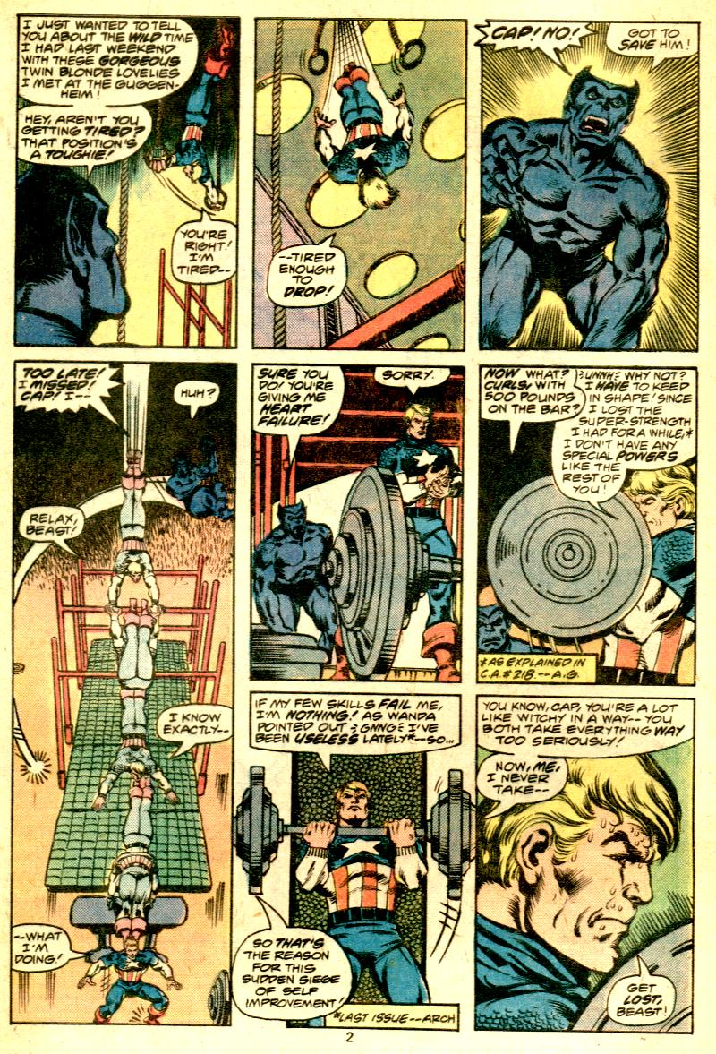 The Avengers (1963) 170 Page 2