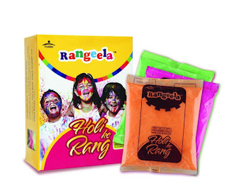 Make this Holi Safe for your little ones! (Rangeela Holi Ke Rang, Pidilite Industries)
