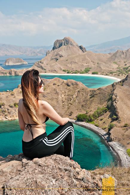 Padar Island Komodo View