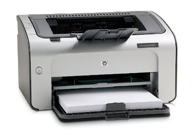 Print dark text together with images at speeds of upward to  HP Laserjet P1006 Driver Downloads