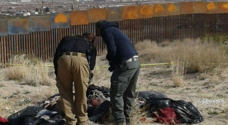 Encuentran encobijado en Playas de Tijuana