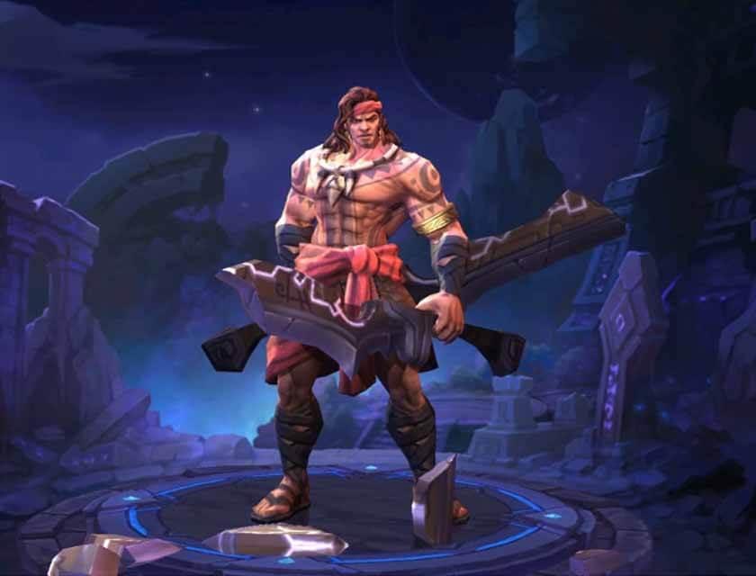 Mobile Legends New Hero Lapu Lapu Price Skills And Abilities