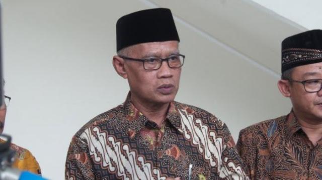 Muhammadiyah Tegaskan Tidak Akan Ikut Reuni Alumni Demo 212