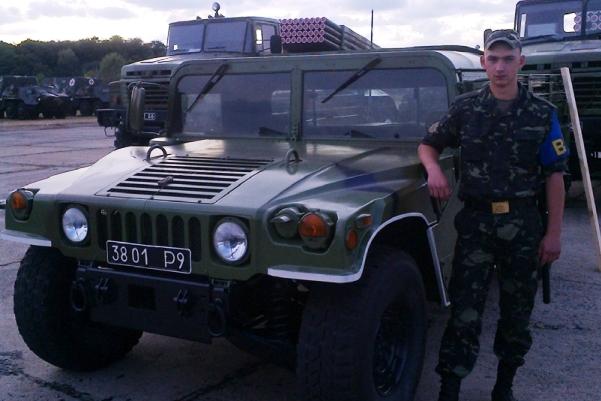 HMMWV M1097A2 3801 Р9
