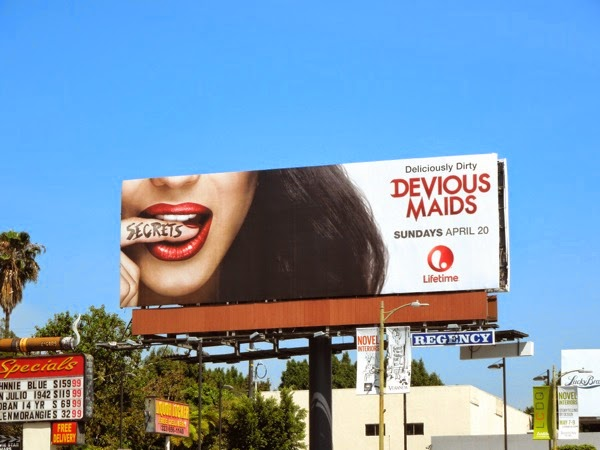 Devious Maids season 2 billboard