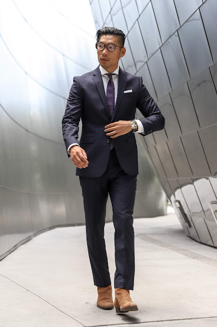 Leo Chan, Levitate Style Sports Team Style | Professional Suited Outfit