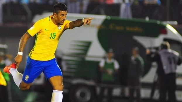 Golaços e triplete de Paulinho: Brasil vence Uruguai e encaminha passaporte para a Rússia