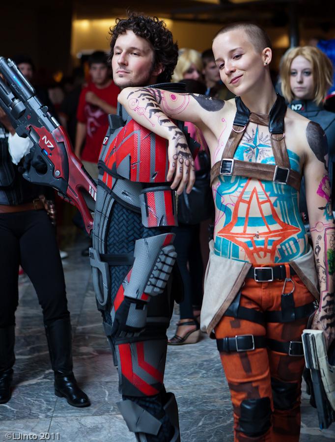2 cosplay jack effect Mass