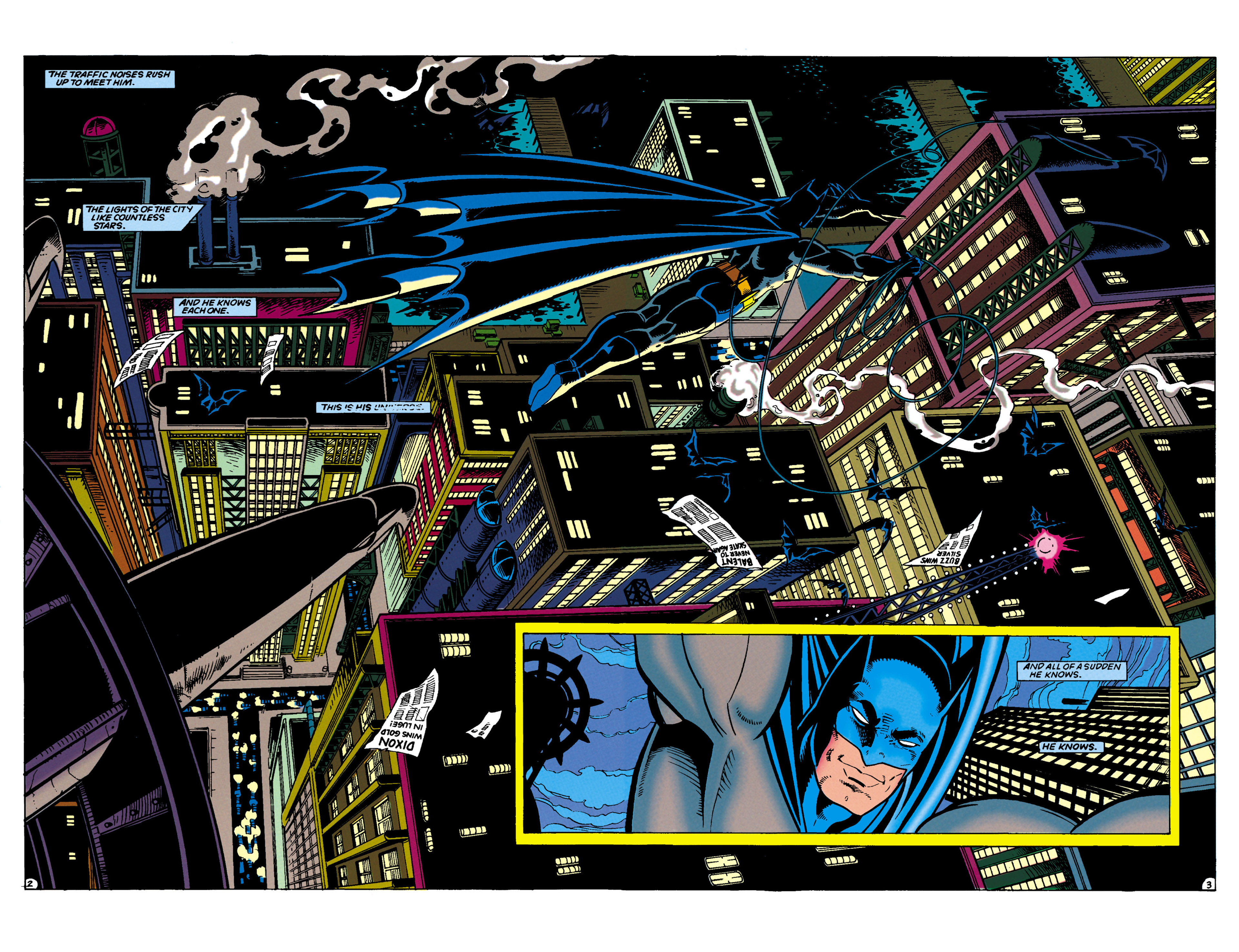 Catwoman (1993) Issue #12 #17 - English 3