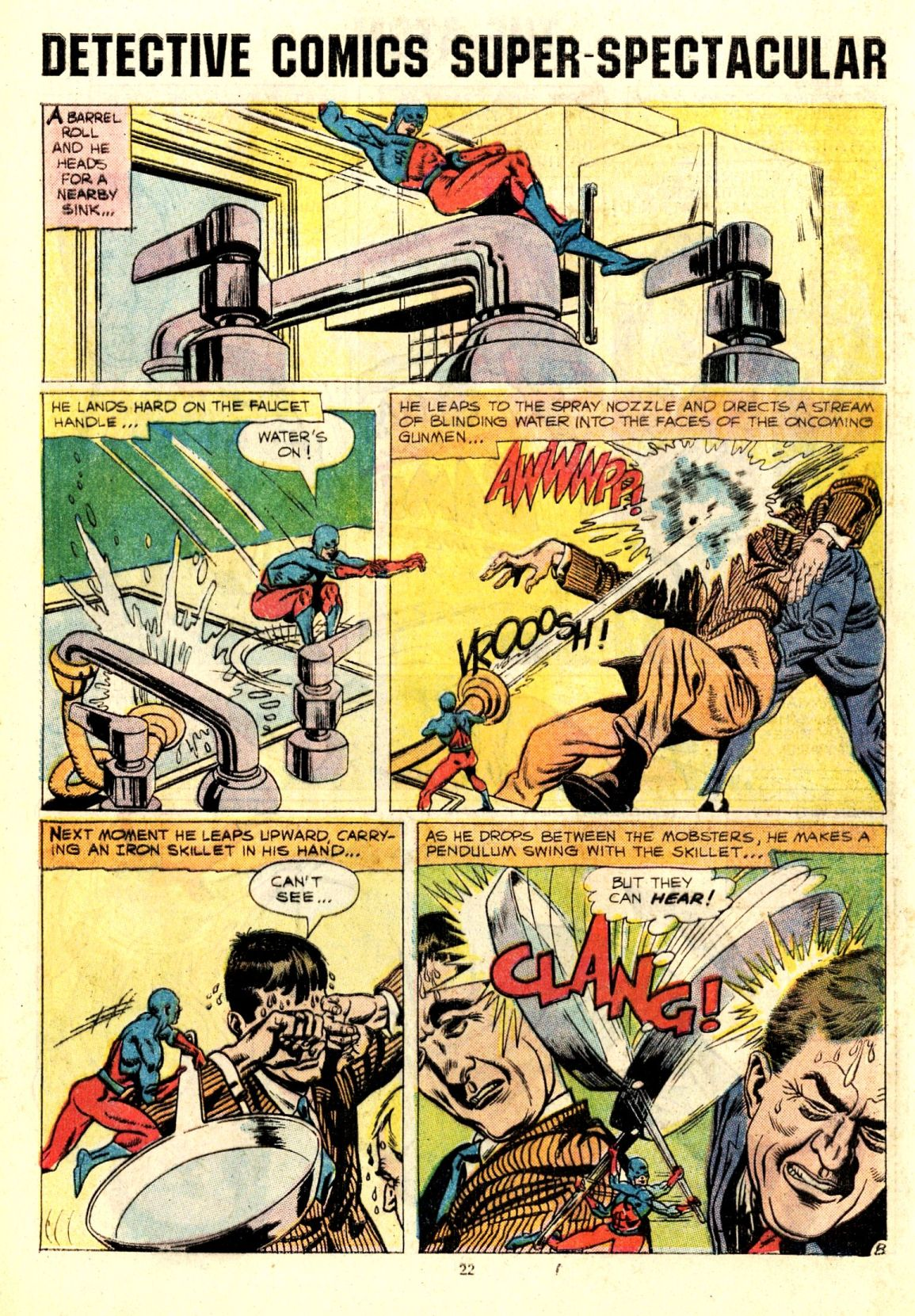 Detective Comics (1937) 438 Page 21