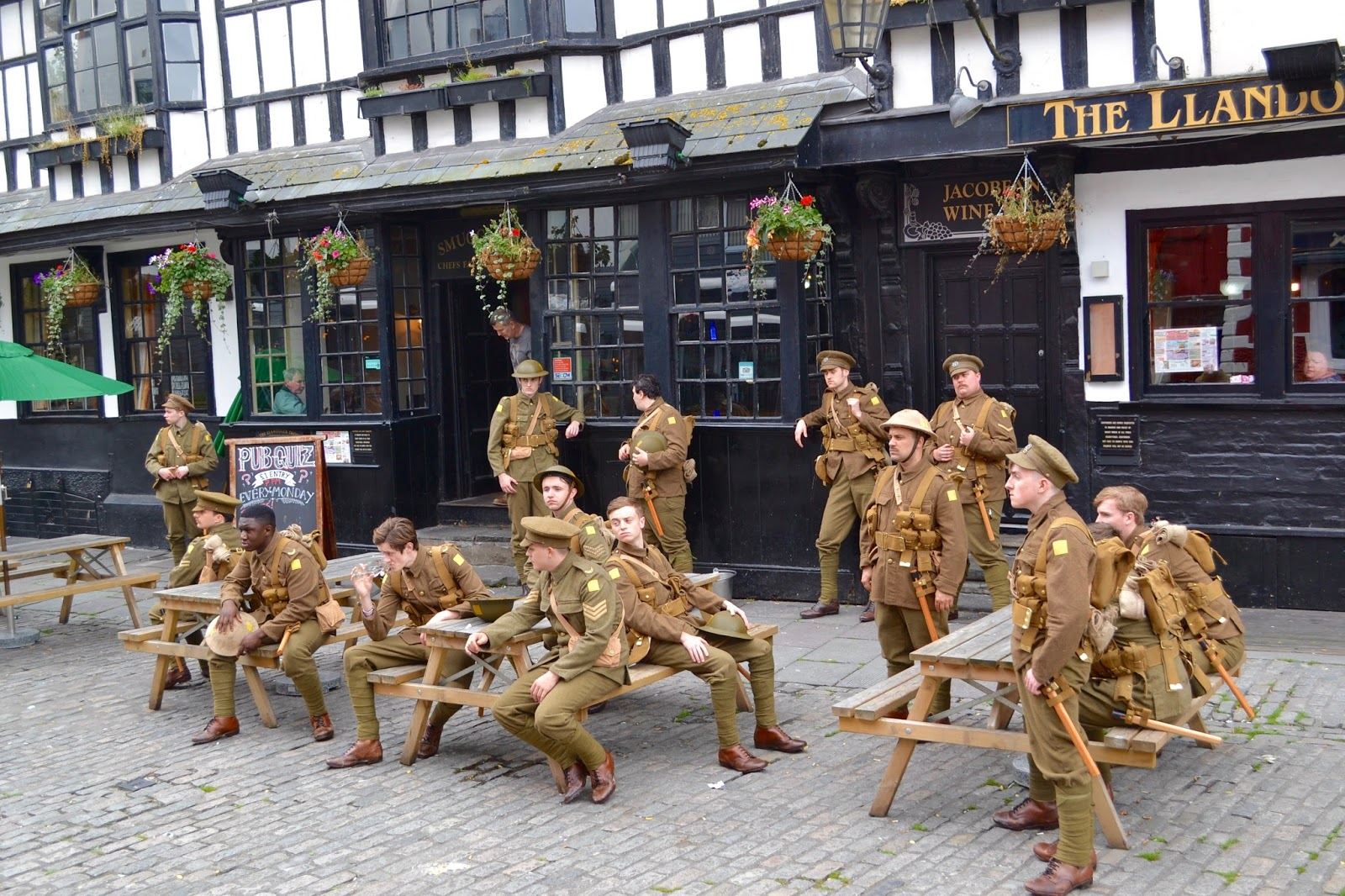 #WeAreHere – Tribute to the Centenary of the of Battle of the Somme.