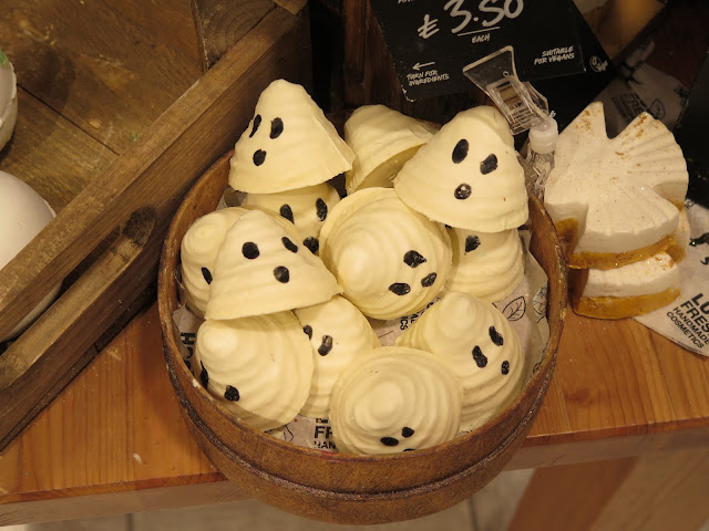 Lush halloween